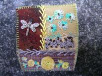 Finished brooches 1