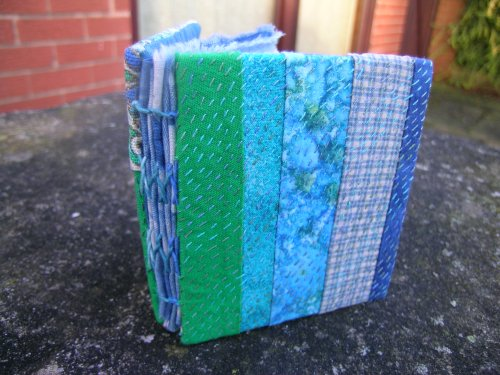 Patchwork journal 1