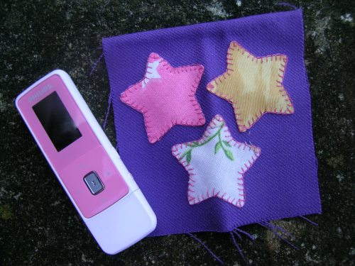 MP3 player pouch 1
