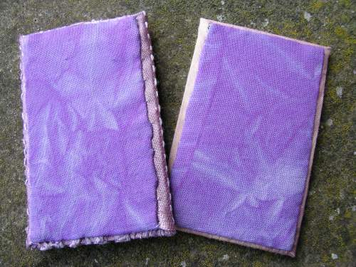 Finished red cabbage journal 1