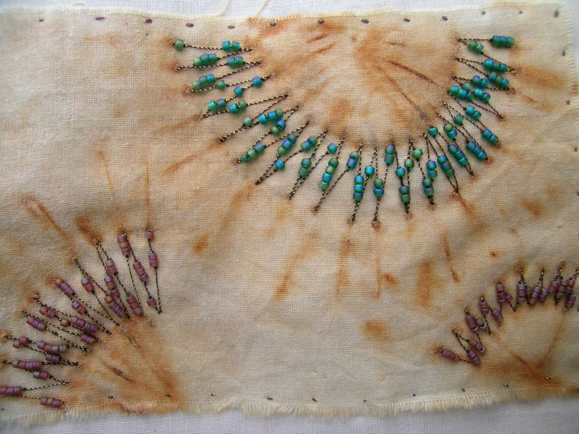 Rusted darning needle fans 2