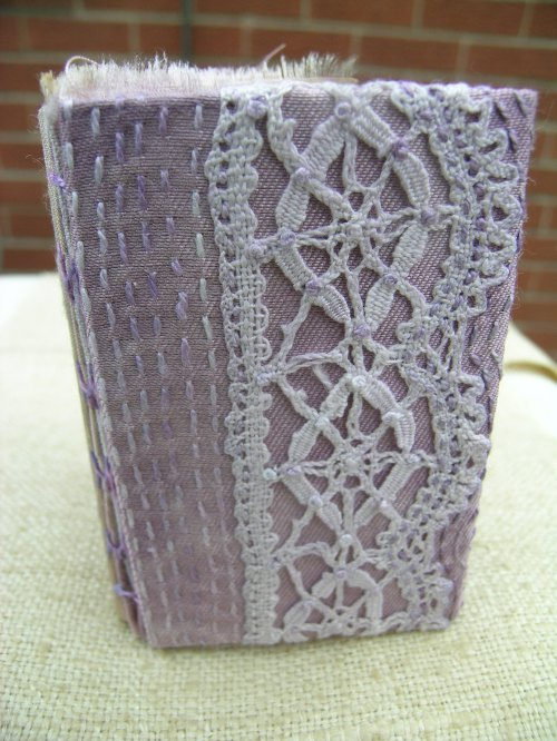 Finished red cabbage journal 12