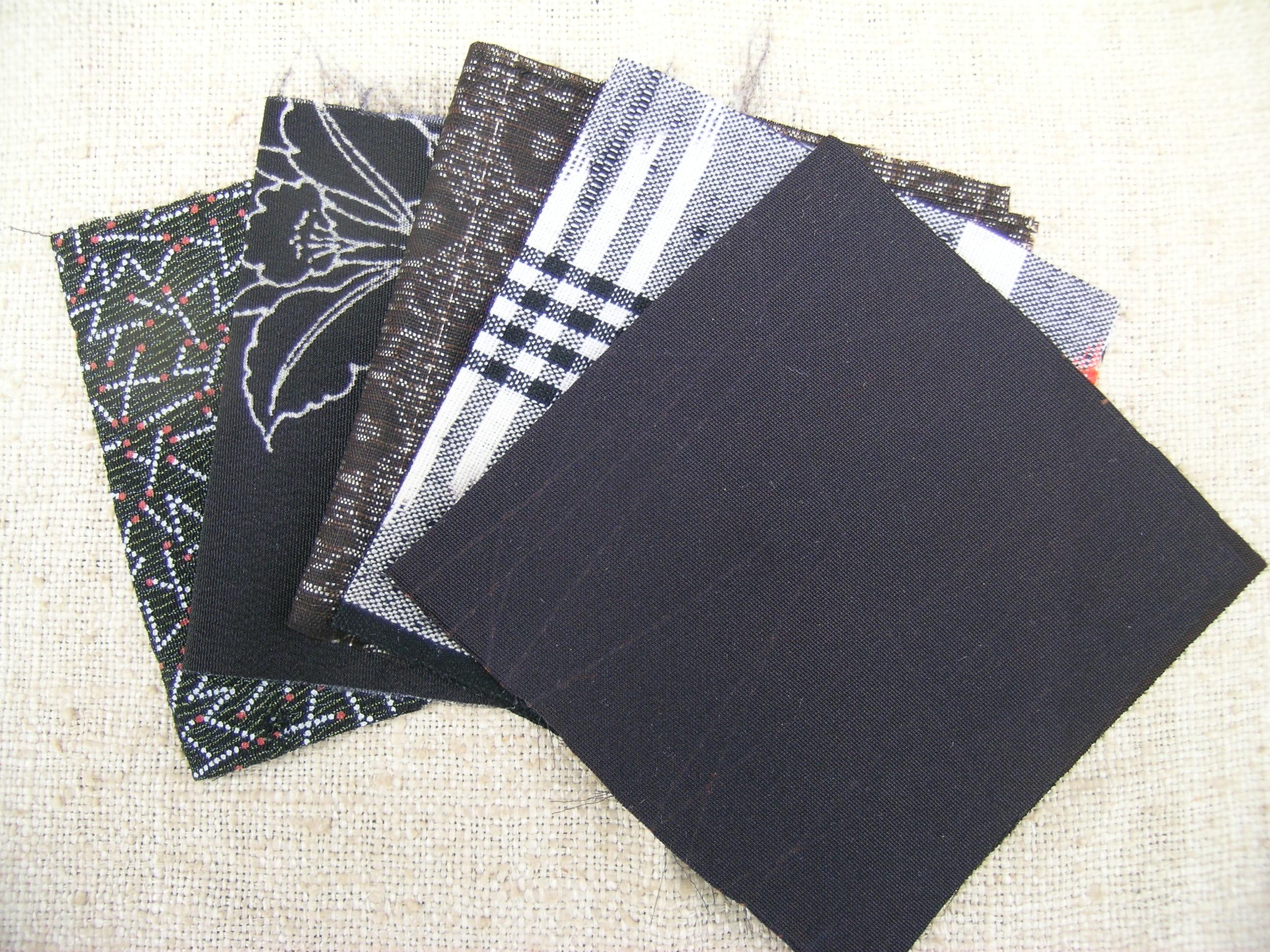 Wintry fabric book 2