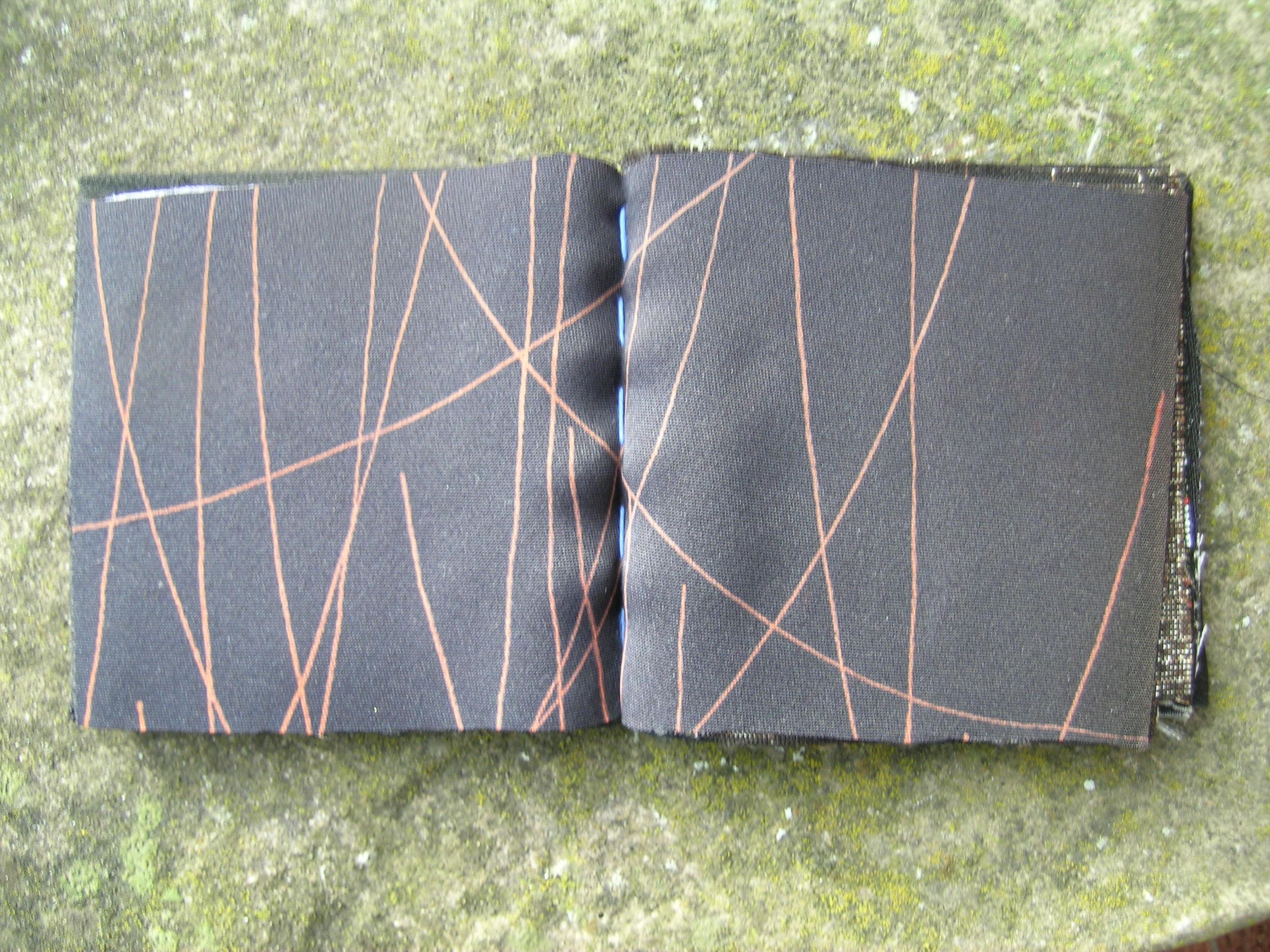 Wintry fabric book 6
