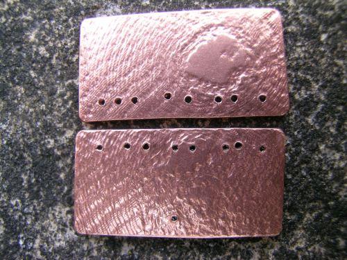 Silk and gilding metal book locket 4