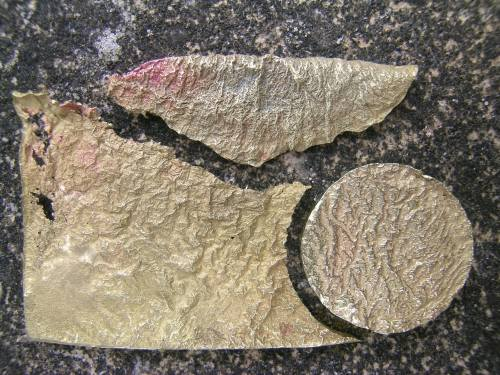 Beaded leaf 2
