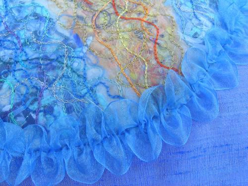 Fused fabric cushion 3