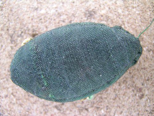 Beaded leaf 11
