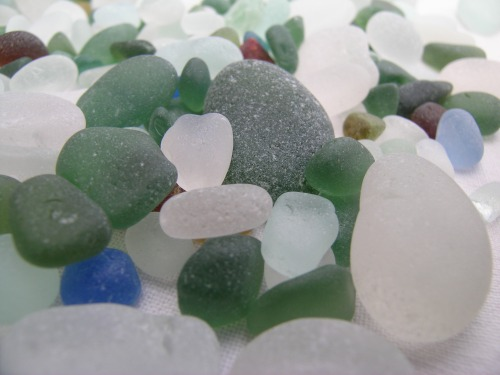 Seaham sea glass 2