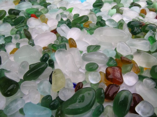 Seaham sea glass 6