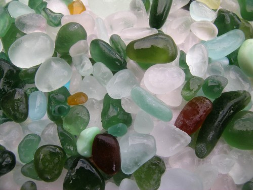 Seaham sea glass 7