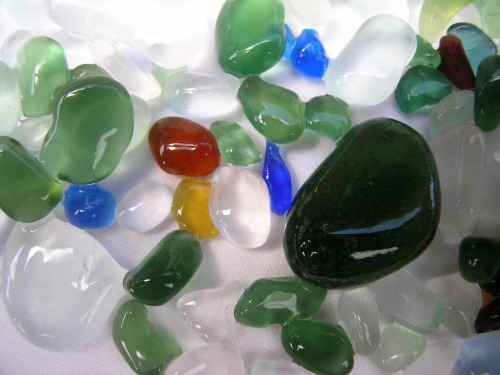 Seaham sea glass 8