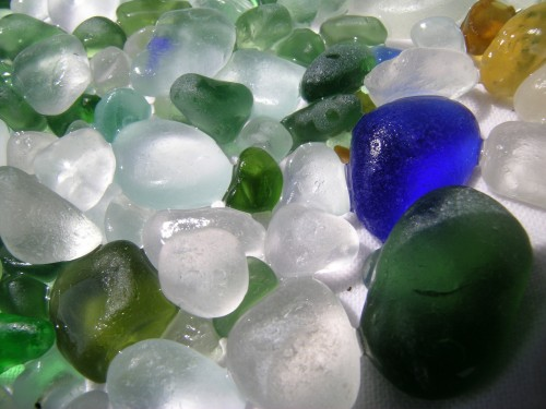 Seaham sea glass 9
