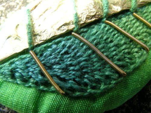 Leaf pendant 3