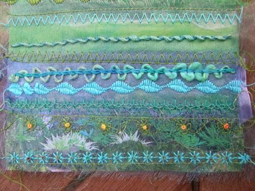 Turquoise journal cover 1