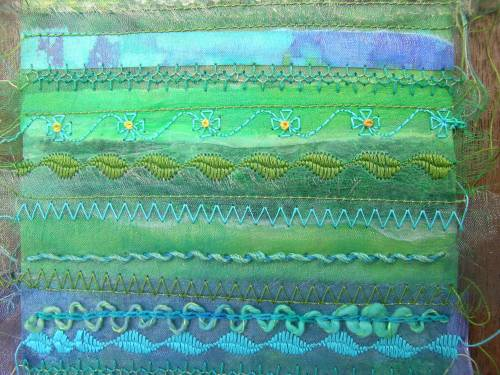Turquoise journal cover 2