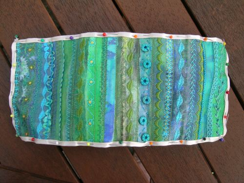 Turquoise journal cover 5