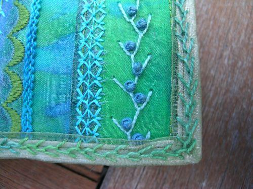 Turquoise Cornish journal 2