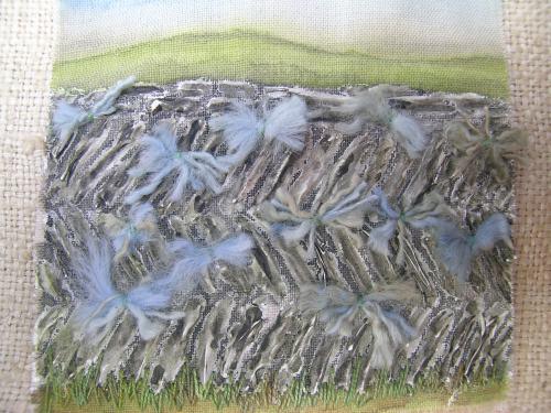 Cornish slate wall 5