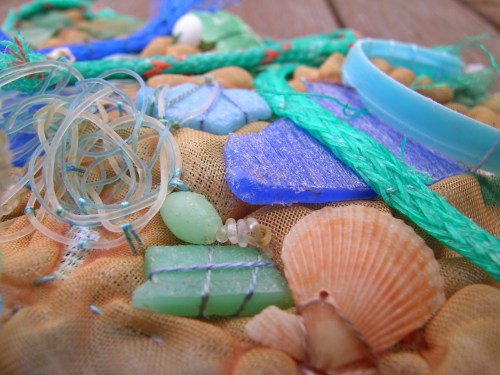 Beach debris 4
