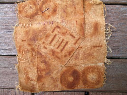 Rusted fandango block 2