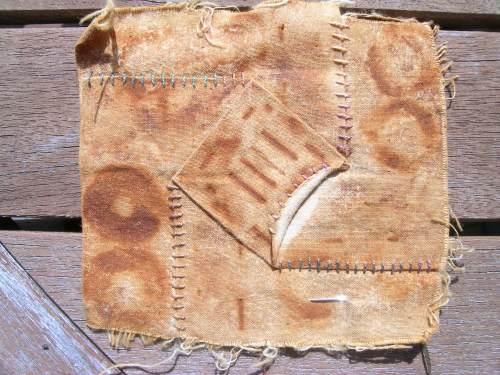 Rusted fandango block 3