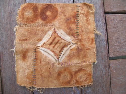 Rusted fandango block 4