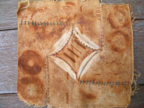 Rusted fandango block 7