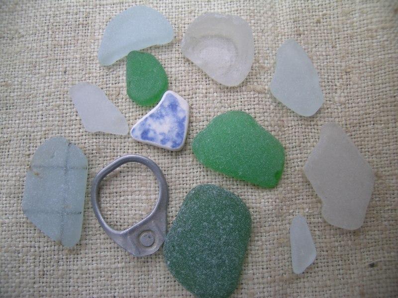 Beachcombing Southwold 12.13 a