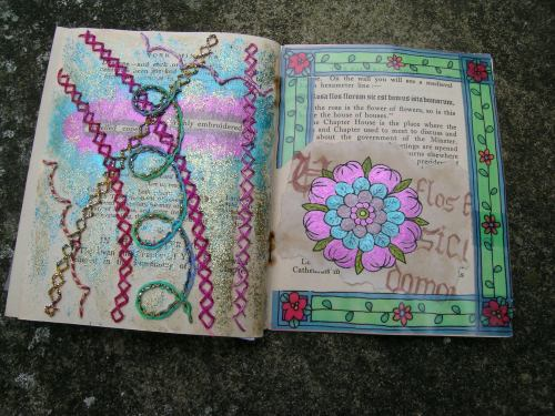 Richly embroidered page 7