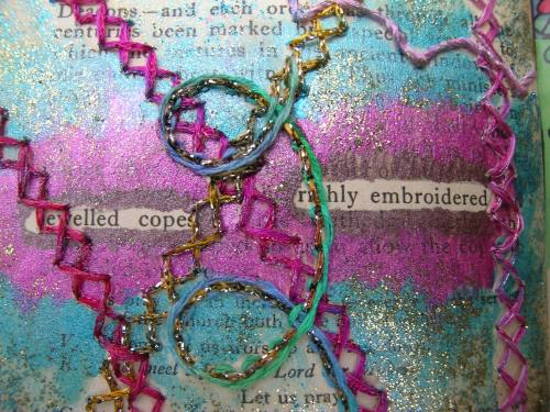 Richly embroidered page 4