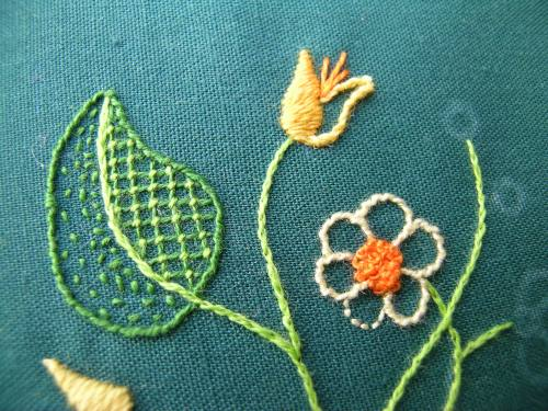 Miniature embroidery 2