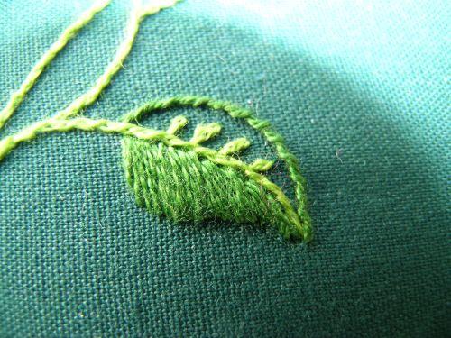 Miniature embroidery 3