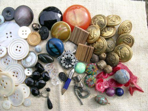 Button box treasure 2