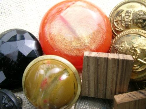 Button box treasures 6