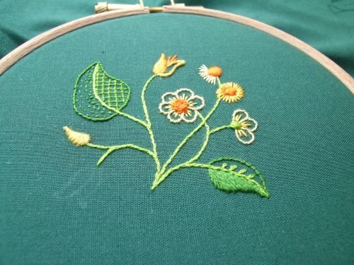 Miniature embroidery 4