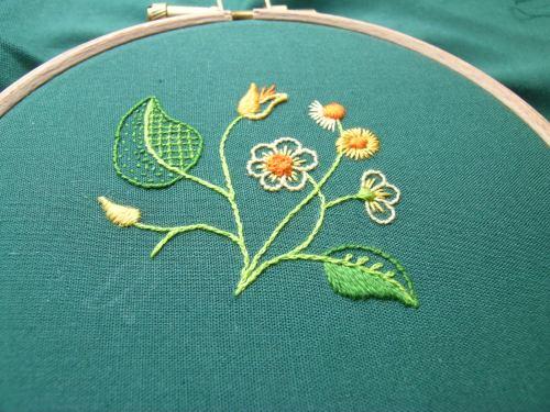Miniature embroidery 4