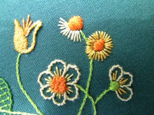 Miniature embroidery 5