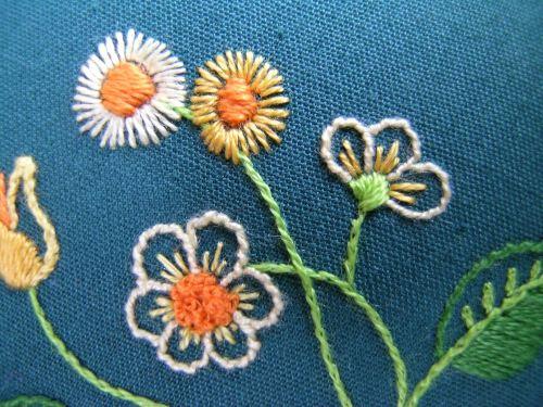 Miniature embroidery 7