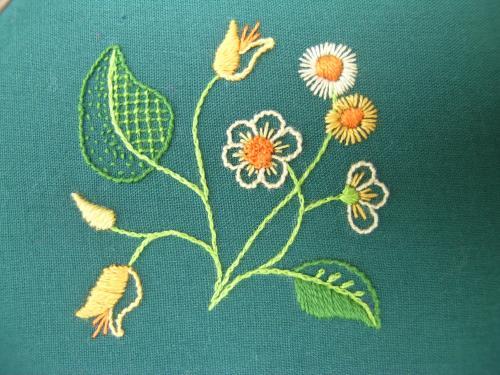 Miniature embroidery 9