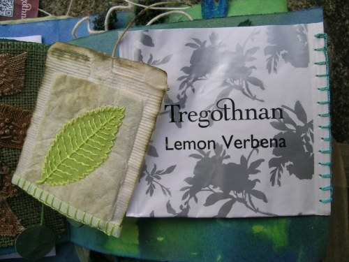 Lemon verbena tea 5