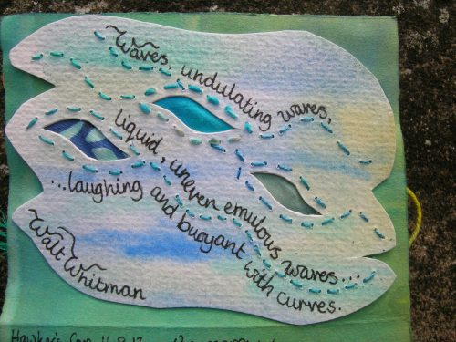 Emulous waves 1
