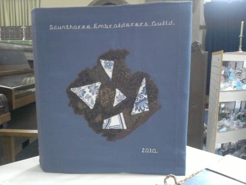 Scrapbook cover 1