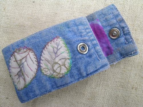 Leaves cuff book 3