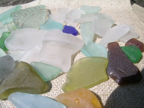 Whitby seaglass 5