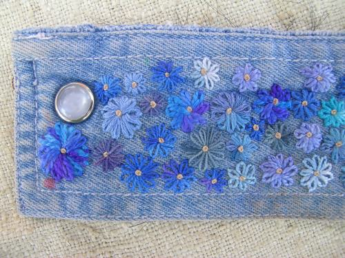 Blue daisies finished 2