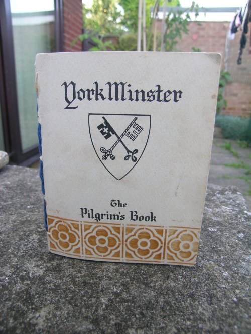 Altered York Minster book 1