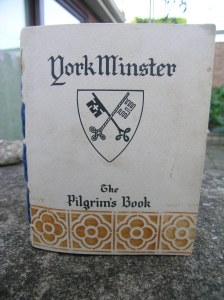 York Minster altered book