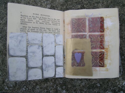 Altered York Minster book 3