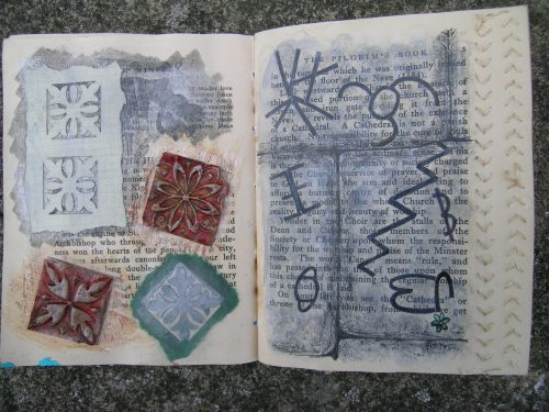 Altered York Minster book 5